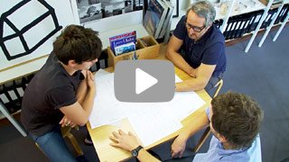 centor architects video production brisbane